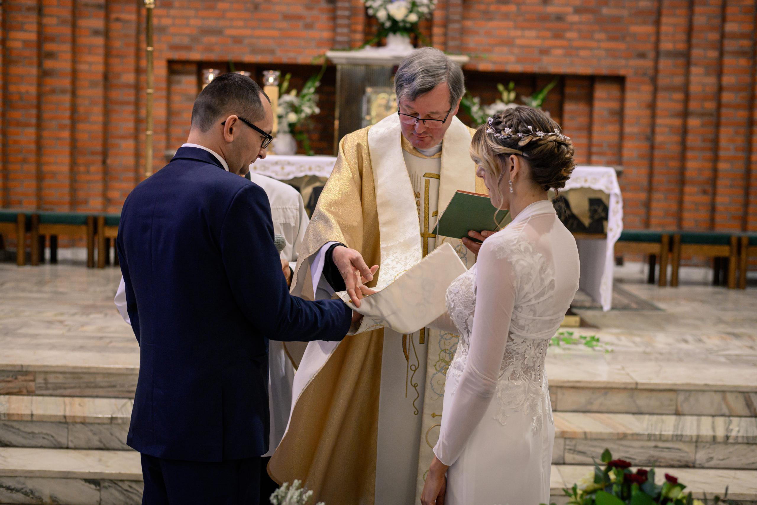 ślub Agnieszki i Dawida